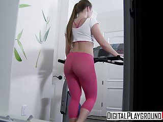 Preston parker penis Digitalplayground - abby cross preston parker - work me out