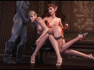 3d sex toons incestamanda - Kingdom of evils 3d toons 1