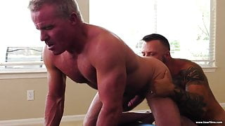 Marc Angelo and Dale Savage (BF)