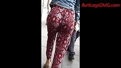 Candid Jiggle Ass Walking (Pedazo de Culazo)