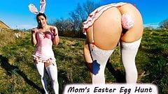 Mom's Easter Egg Hunt