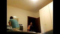 hidden cam bedroom