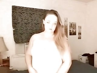 Shower orgasm videos - Chubby girl tease double dildo fuck play and shower orgasm