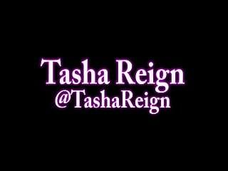 Tasha pussy thick Tasha reign has her pussy growling to cum