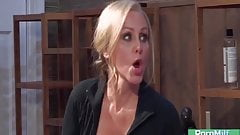 julia ann explains to her friends how to fuck a young man