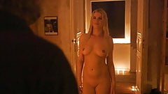 Jenny Edner Nude Pussy in Blowjob Scene on ScandalPlanetCom