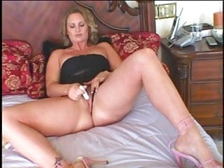 Mature milfs with shemales A couple of milfs with toys