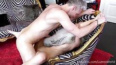 Homemade Big Dick Deepthroat Blowjob From Rebecca Volpetti