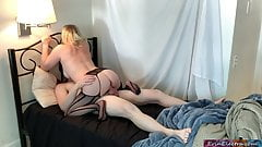 Stepmom is horny and can't find her sex toy