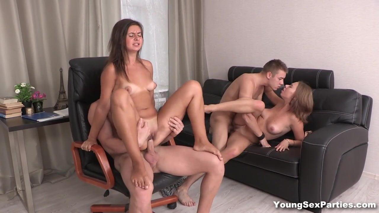 Casting orgy