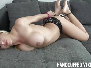 Neglect of a vulnerable adult - I feel so helpless and vulnerable in these handcuffs joi