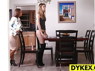 Jillian cross milf - Lez abigail mac teaching jillian janson