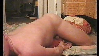 Hot pillow fuck with moaning