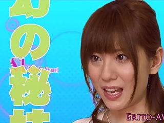 Yuma asami blowjob Yuma asami squirting with cum on her face