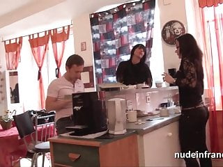 Sexy french porn Sexy french milf in lingerie hard anal pounded