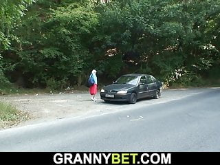 Old granny cunt galleries Picked up old granny gets her hairy cunt fucked