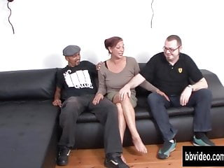Milf two guys and 1 milf - Chesty german milf fuck two guys
