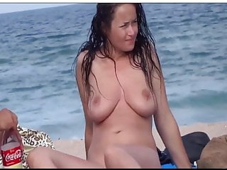 Oral sex naked women Peeking at naked women on the beach