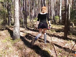 Free movies doggystyle fucking teens Redhead deep sucking and doggystyle fucking in the forest