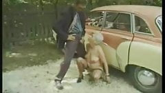 ride an Oldtimer