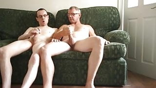 fun with another guy (I cum)