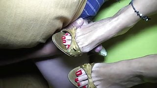 Foot and Mulesjob
