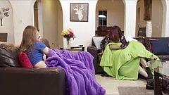 Andi James and Jessae Rosae, Freaky Family