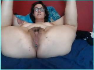 Sweet hairy beauties Thick nerdy milf with a sweet hairy pussy