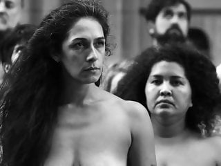 Nude protest pic - Nude protest in argentina