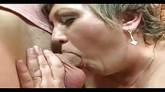 I Love Short Hair Matures and Grannies Compilation