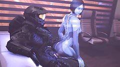 Master Chief & Cortana reunite