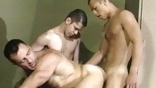 Horny Morning Routine in the Army