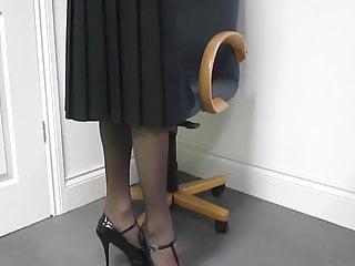 Pleated skirt lingerie Pleated skirt
