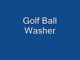 Pipe penetration systems Golfball washing system