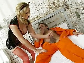 Larenz tate nude - British slut tanya tate gets fucked in a fake jail