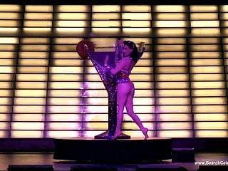 Dita von teese lesbo - Dita von teese topless striptease - hd