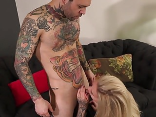 Blonde hot sexy - Hot sexy blonde with big boobs fucked