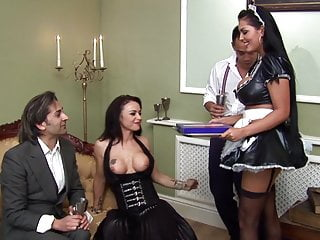 Mature sex for tonight - When your frenchmaid is so horny like your hot wife tonight