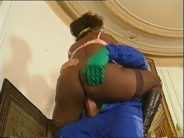 Fucking My Ebony Stepdaughter