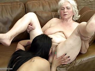 Amazon better sex video - Grannies do it better insane lesbian sex