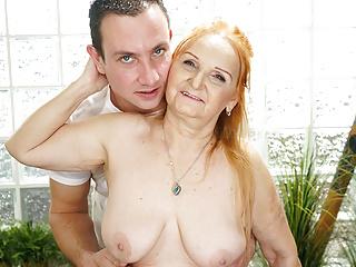 Women seks old Czech
