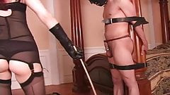 Tied to bed CBT