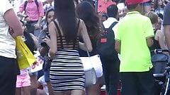 2 Hot Latinas Times Square