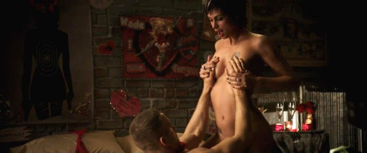 Morena baccarin sex