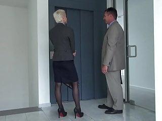 Elevator porn - Aerosmith - love in an elevator pmv