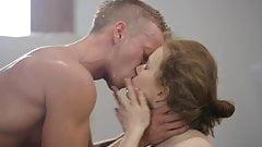 Cum Kiss - Ksenija & Dennis Reed