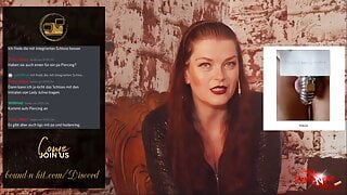Chastity Livestream - BNH Discord Stream 2021-07-16