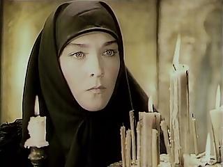 Tenie vintage tube Alexandra zavyalova in teni ischezayut v poldeni 1971