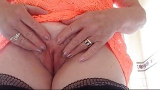 A 62 years old hottie Video 1.