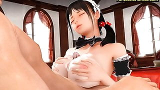 Hot Maid Time